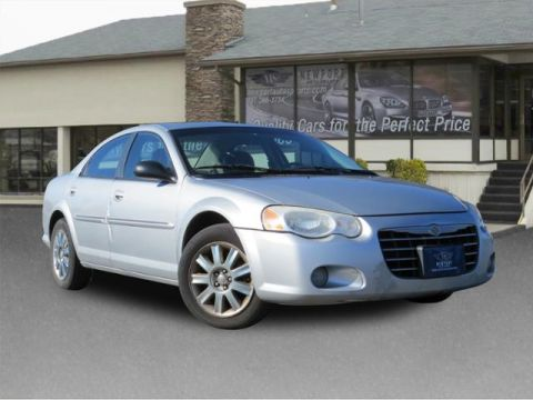 Pre-Owned 2005 Chrysler Sebring Sdn Limited FWD 4dr Car