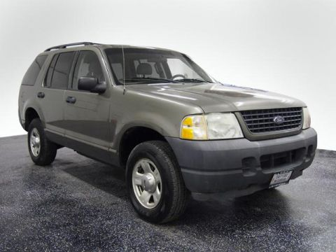 Pre-Owned 2003 Ford Explorer XLS Sport 4WD