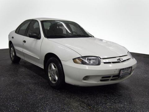 Pre-Owned 2005 Chevrolet Cavalier Base FWD 4dr Car