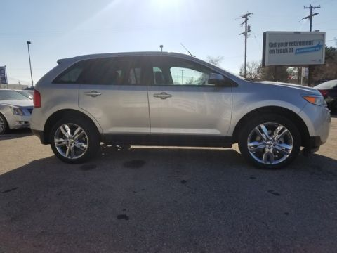 Pre-Owned 2012 Ford Edge SEL FWD Sport Utility