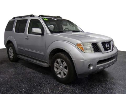 Pre-Owned 2006 Nissan Pathfinder LE 4WD