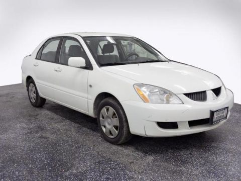 Pre-Owned 2005 Mitsubishi Lancer ES FWD 4dr Car
