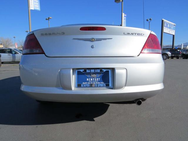 Pre-Owned 2005 Chrysler Sebring Sdn Limited